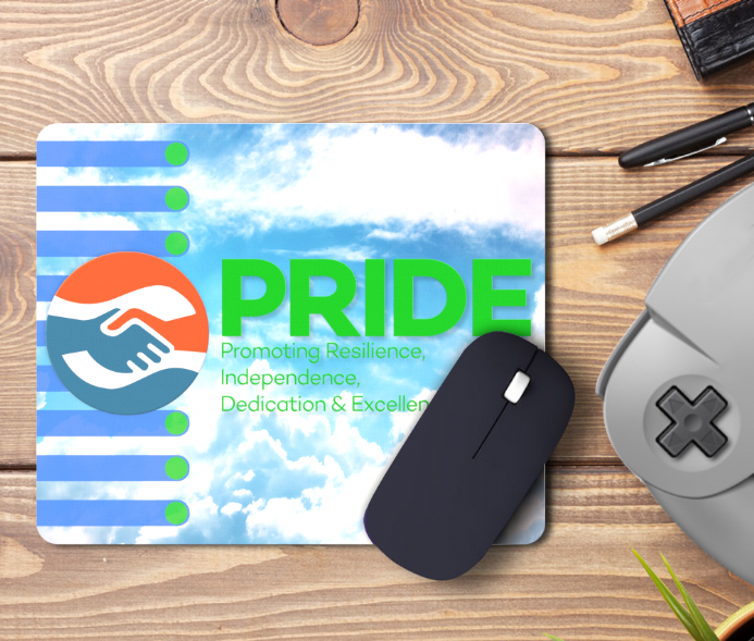 Pride PC Laptop Computer Mouse Mat Pad Inspired by Marvel's Runaways